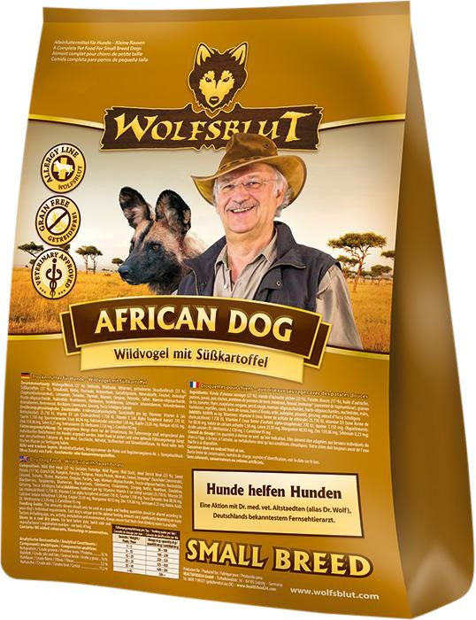 Wolfsblut | African Dog Small Breed