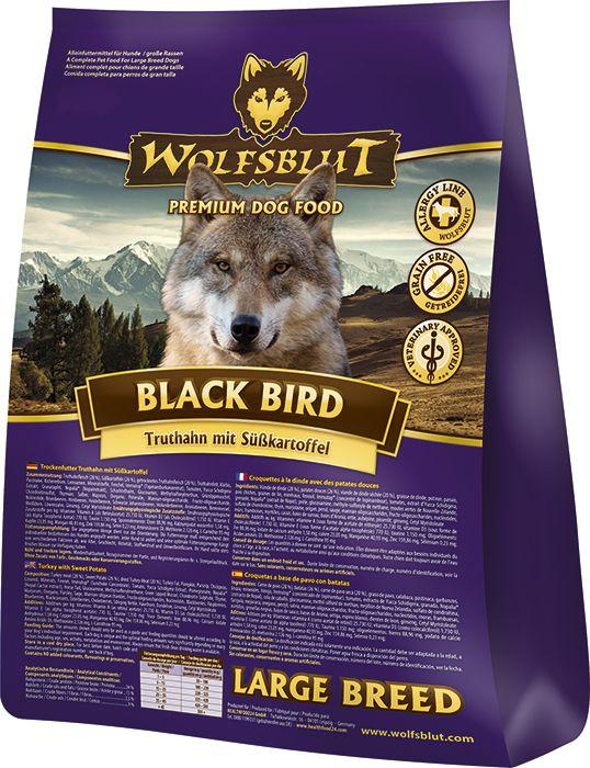 Wolfsblut | Black Bird Large Breed