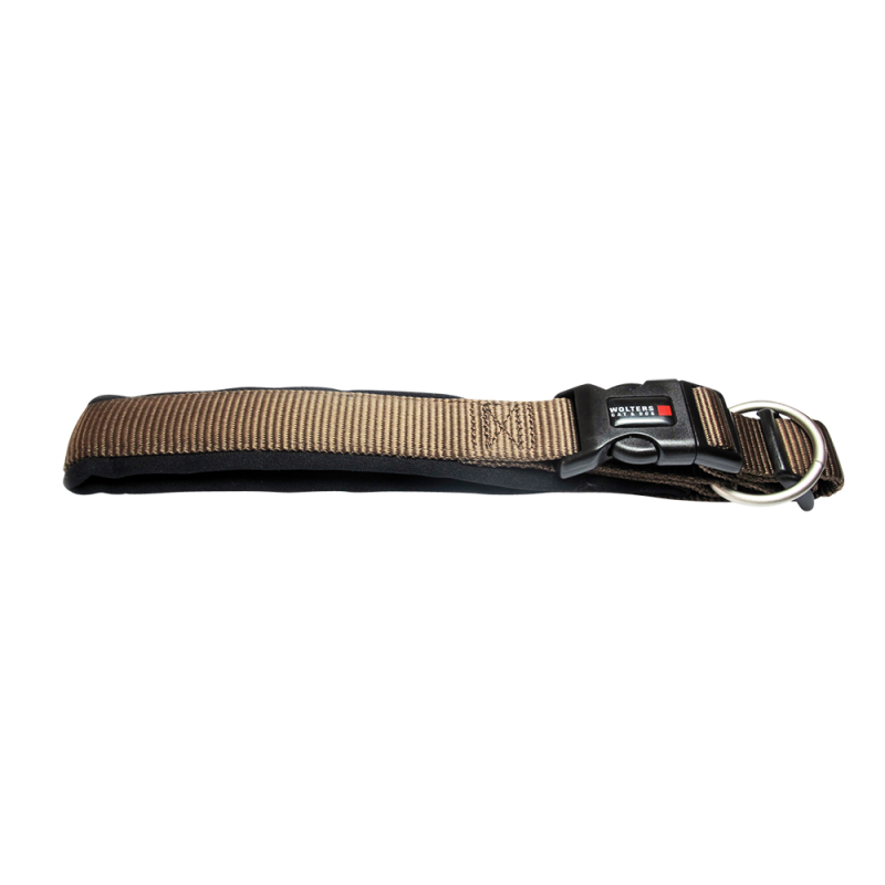 Wolters   Halsband Professional Comfort in Tabac/Schwarz