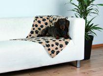Trixie | Beany Fleecedecke, beige | L 100 x B 70 cm