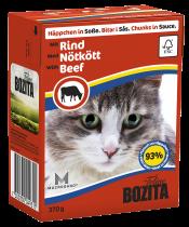 Bozita | Feline Häppchen in Soße mit Rind