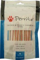 Perrito | Chicken & Pollock Sandwich