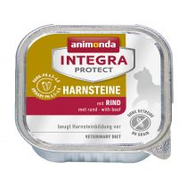 Animonda | Integra Protect Harnsteine Rind