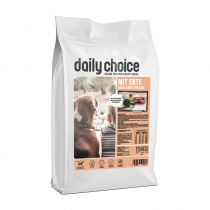 daily choice | Mit Ente, Reis und Erbsen