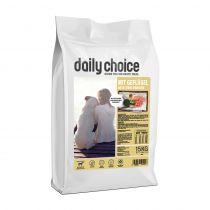 daily choice | Mit Geflügel, Reis und Erbsen