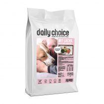 daily choice | Mit Lachs, Reis und Erbsen