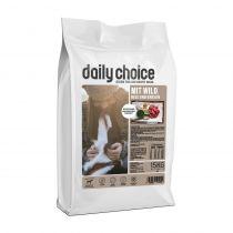 daily choice | Mit Wild, Reis und Erbsen