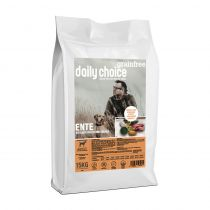daily choice | Grainfree Ente mit Kartoffeln und Erbsen