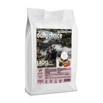 daily choice | Grainfree Lachs mit Kartoffeln und Erbsen