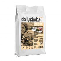 daily choice | Sensitiv Ente und Reis mit Erbsen