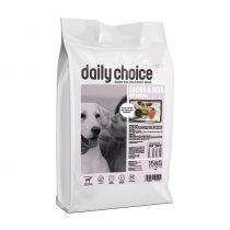 daily choice | Sensitiv Lachs und Reis mit Erbsen