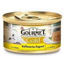 Gourmet | Gold Raffiniertes Ragout mit Huhn