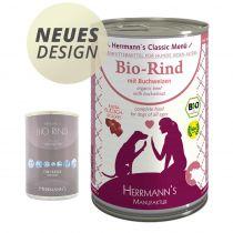 Herrmann's | Classic Bio-Rind mit Buchweizen