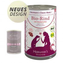 Herrmann's | Classic Bio-Rind mit Süßkartoffeln