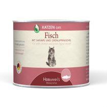 Herrmann's | Fisch mit Shrimps