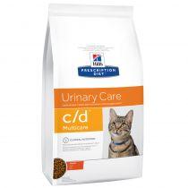 Hill's | Prescription Diet c/d Multicare Feline Huhn | Fisch,Geflügel,Trockenfutter 1