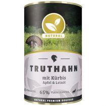 Natural | Truthahn mit Kürbis