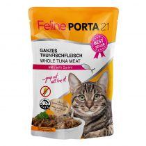 Feline Porta 21 | Ganzes Thunfischfleisch mit Krebsfleisch in Jelly