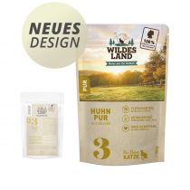 Wildes Land | Nr. 3 Huhn PUR