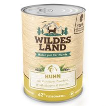 Wildes Land | Huhn