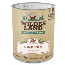 Wildes Land | Rind PUR mit Distelöl
