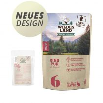 Wildes Land | Nr. 6 Rind PUR