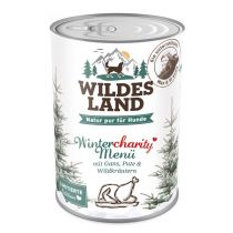 Wildes Land | Nr. 8 Wintercharity (limited)