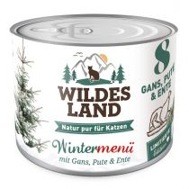 Wildes Land | Nr. 8 Wintermenü (limited)