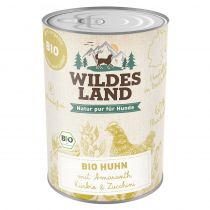 Wildes Land | BIO Huhn
