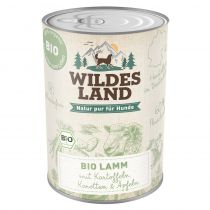 Wildes Land | BIO Lamm
