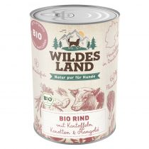 Wildes Land | BIO Rind