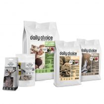 daily choice | Trockenfutter Box-Set