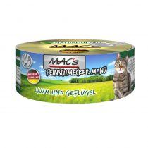 MACs | Feinschmecker Lamm, Geflügel und Ei