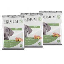Primum | Soft Trio Puppy Huhn | 3 x 5 kg
