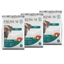 Primum | Soft Trio Rind | 3 x 5 kg