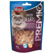 Trixie   Premio Hearts, Entenbrust Seelachs
