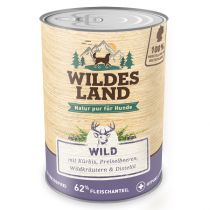 Wildes Land | Wild 400g