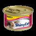 Gimcat   ShinyCat Hühnchen mit Krebsen   Geflügel,Meeresfrüchte,Nassfutter 1