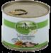 LandFleisch | Schlemmertopf Geflügelherzen & Wild | Glutenfrei,Mix,Geflügel,Wild,Nassfutter,Dose 1