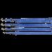 Trixie | Premium Leine | Nylon,blau 1