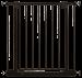 Wolters | Sicherheitsgitter in Schwarz | Nylon,schwarz 1