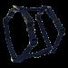 Wolters | Geschirr Basic in Marine-Blau | Nylon,blau 1
