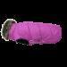 Wolters | Parka mit Fellkragen für Mops & Co in Fuchsia | Nylon,rosa 1