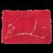 Dog Gone Smart | CatMat in Rot | Nylon,rot 1