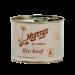 Marengo | Bio Beef | Single-Protein,Glutenfrei,Bio,Getreidefrei,BARF,Rind,Nassfutter,Dose 1