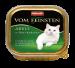 Animonda | Vom Feinsten Adult mit Pute & Kaninchen | Geflügel,Nassfutter,Schälchen 1