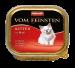 Animonda | Vom Feinsten Kitten mit Rind | Glutenfrei,Getreidefrei,Rind,Geflügel,Schwein 1