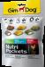 Gimdog | Nutri Pockets Mix | Geflügel,Drops & Leckerli 1