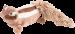 Trixie   Streifenhörnchen   Plüsch,braun 1