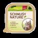 Schmusy | Nature mit Wild, Thunfisch & Pasta | Fisch,Wild,Schälchen,Nassfutter 1